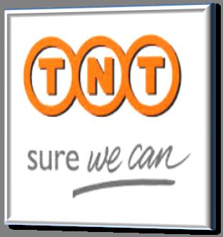 Logo Tnt express partenaire expedeasy.com
